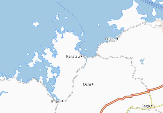 Karatsu Map