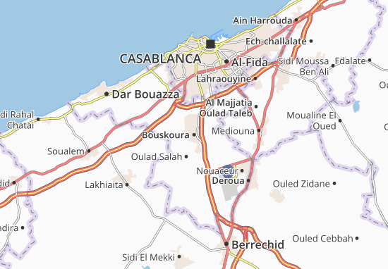 Map of Bouskoura - Michelin Bouskoura map - ViaMichelin Casablanca Map on marrakech map, potsdam map, damascus map, africa map, lima map, algiers map, salerno map, timbuktu map, oran map, algeria map, morocco map, western sahara map, key largo map, cape town map, accra map, johannesburg map, dar es salaam map, tripoli map, dubai map, marrakesh map,
