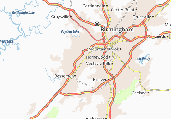 Midfield Map