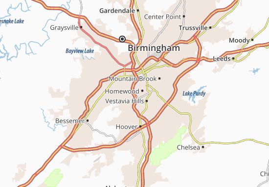Edgemont Map