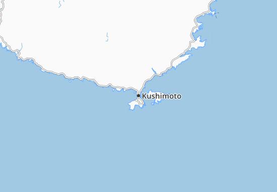 Kushimoto Map