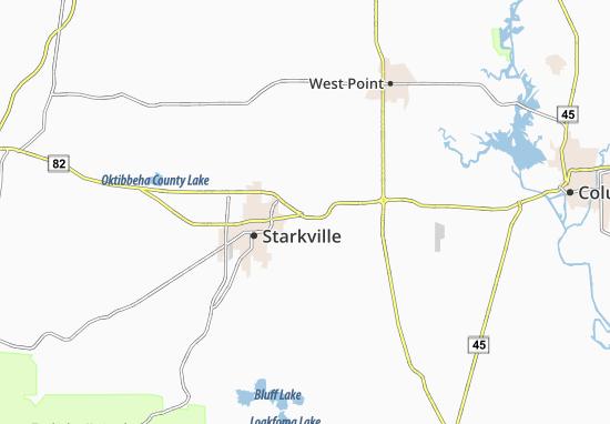 Clayton Village Map