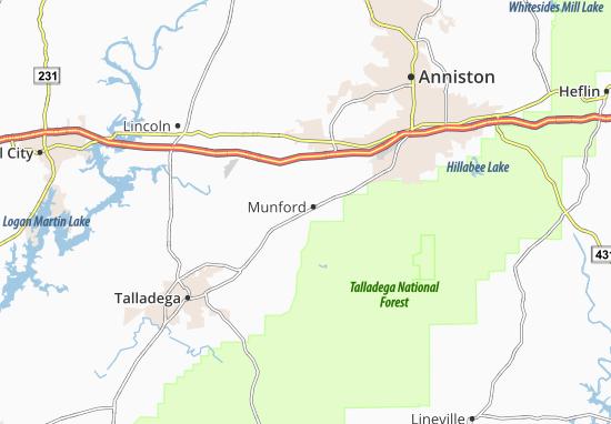 Munford Map