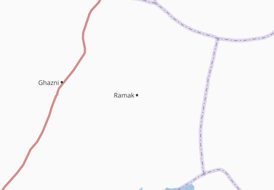 Ramak Map