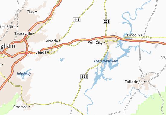 Wolf Creek Map