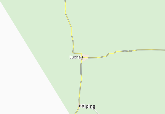 Luohe Map