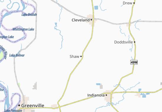 Shaw Map