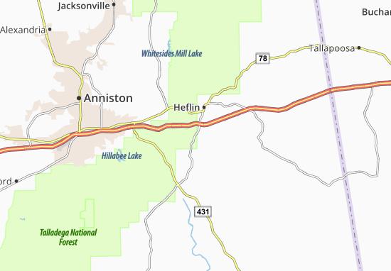 Belltown Map