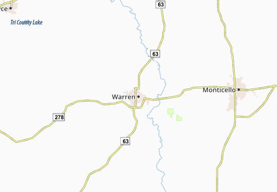 Mappe-Piantine Warren