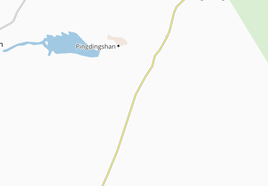 Kaart Plattegrond Ye Xian