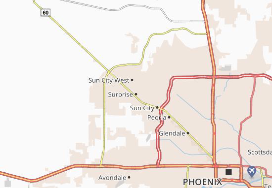 Surprise Map