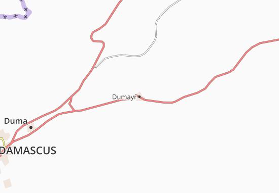 Mapa Plano Dumayr