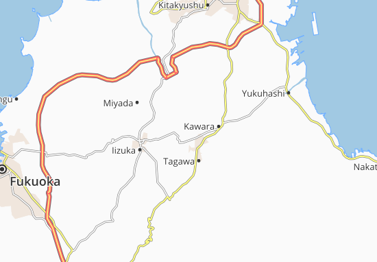 Itoda Map