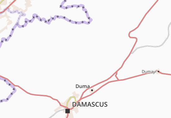 Mapas-Planos Saydnaya