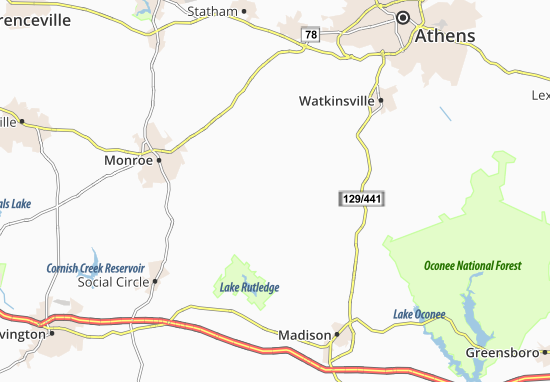 Braswell Map