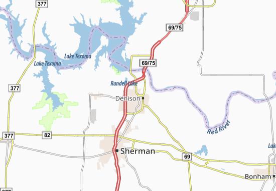 Denison Map