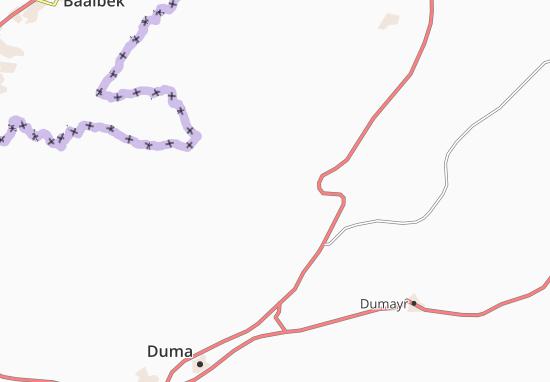 Carte-Plan Al Qutayfah