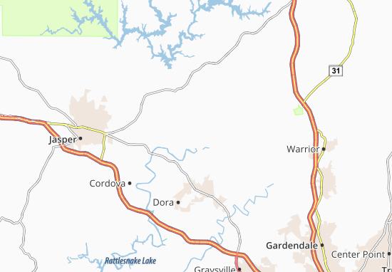 Mappe-Piantine Campbellville