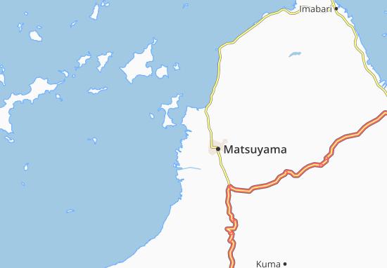 Mitsuhama Map
