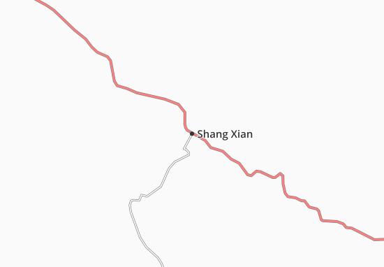Shang Xian Map