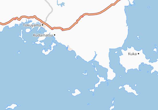 Murozumiura Map