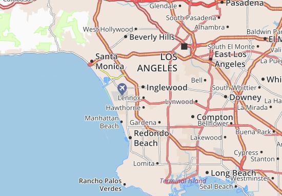 Lennox Map