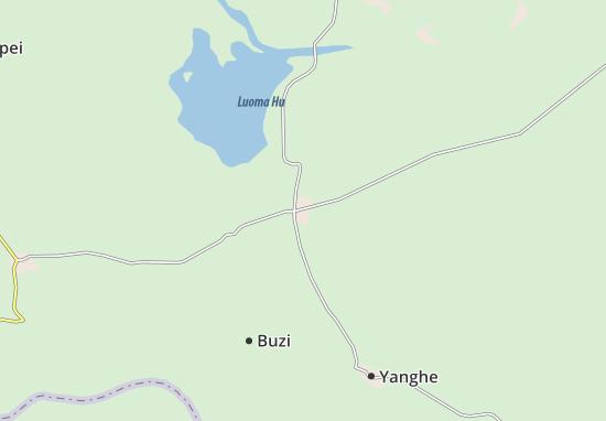 Sucheng Map