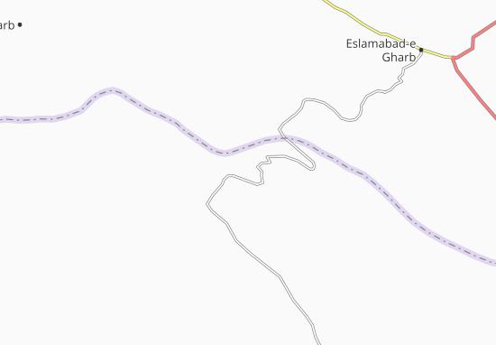 Mashiqeh Map