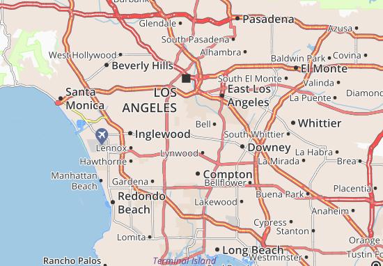 Map of Firestone Park - Michelin Firestone Park map - ViaMichelin Buena Park Ca Los Angeles Map on california street map, rohr park chula vista map, lake elsinore ca map, paramount ca map, riverside park map, canoga park ca map, mission trails regional park map, south whittier ca map, knott's berry farm directions map, battery park city interactive map, glendale ca map, california parks map, san ramon ca map, rancho california ca map, eastvale ca map, paso robles ca map, vista ca map, villa park ca map, park county colorado road map, diamond bar ca map,