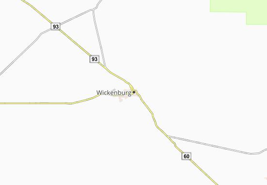 Wickenburg Map