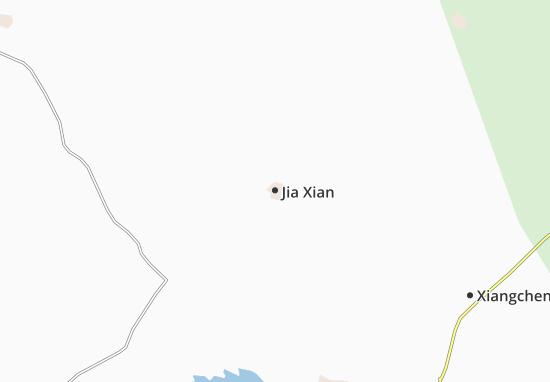 Jia Xian Map