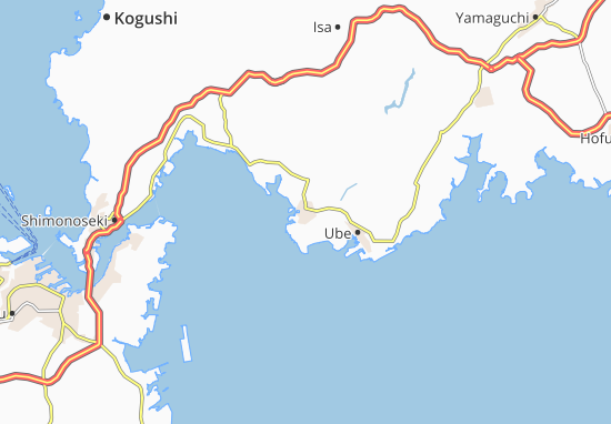 Onoda Map