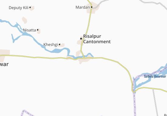 Mappe-Piantine Nowshera