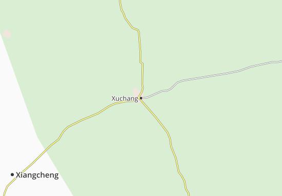 Mapas-Planos Xuchang