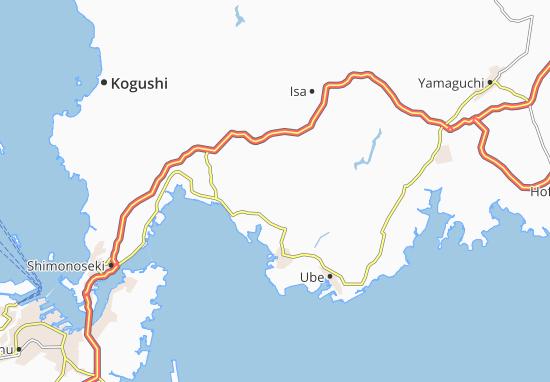 Kaart Plattegrond Asa