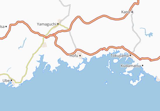 Hofu Map