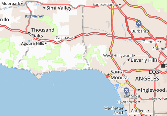 Mapas-Planos Fernwood