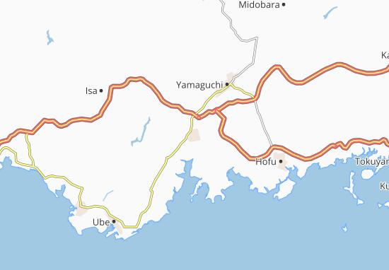 Ogori Map