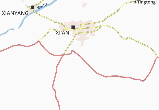 Weiqu Map