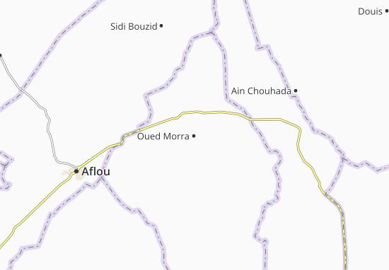 Carte-Plan Oued Morra