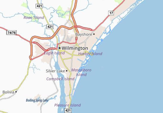 Seagate Map