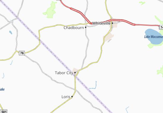 Mappe-Piantine Clarendon