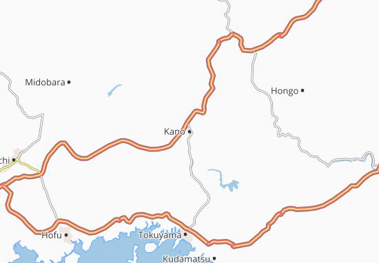 Kano Map