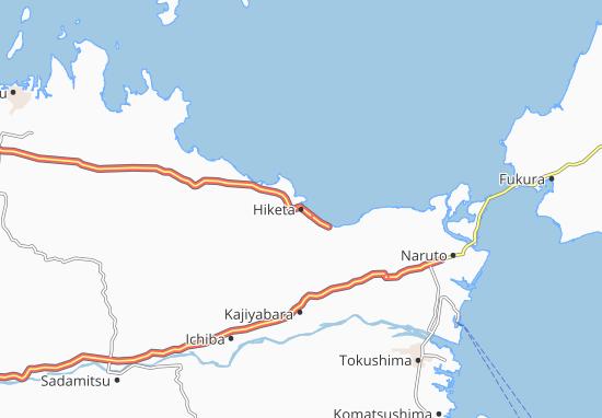 Mapas-Planos Hiketa