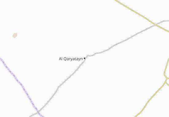 Carte-Plan Al Qaryatayn