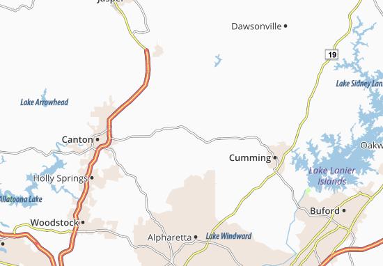 Lathemtown Map