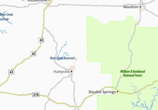 Martintown Map