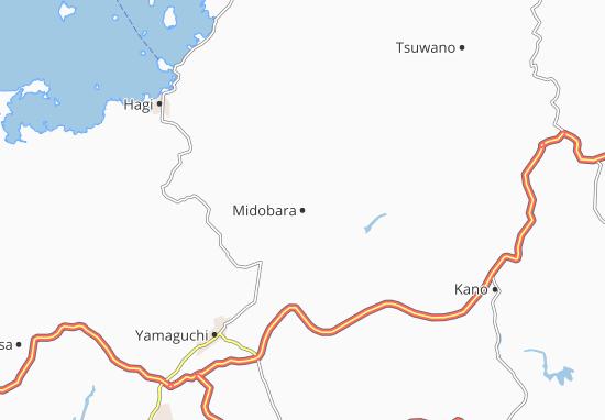 Midobara Map
