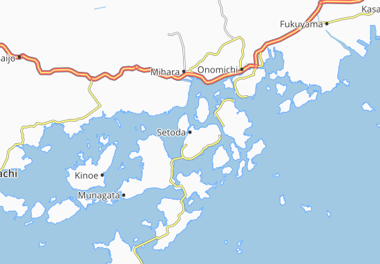 Setoda Map