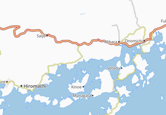 Takehara Map